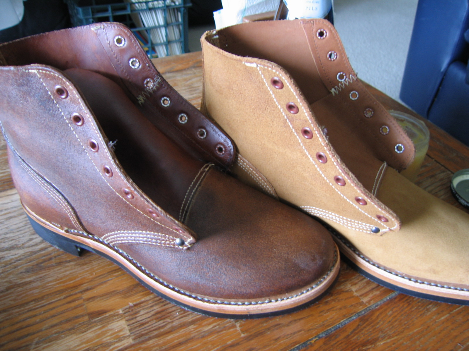How To Darken Leather Boots 53