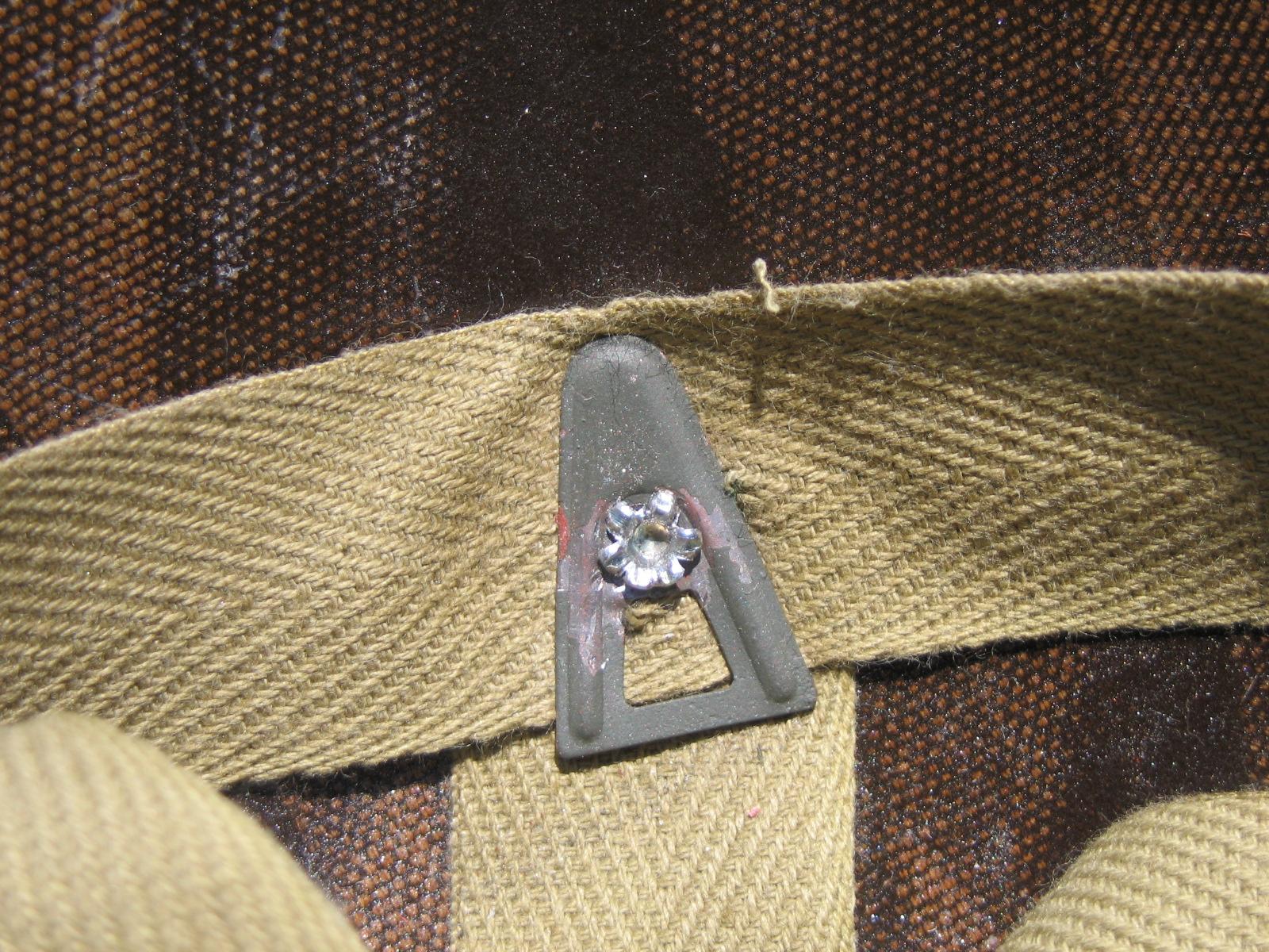 M1 Helmet Liner Webbing : Ash Cycles