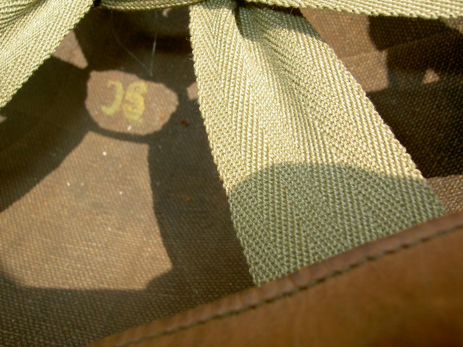 90th IDPG Rewebbing the M1 Helmet Liner: Introduction