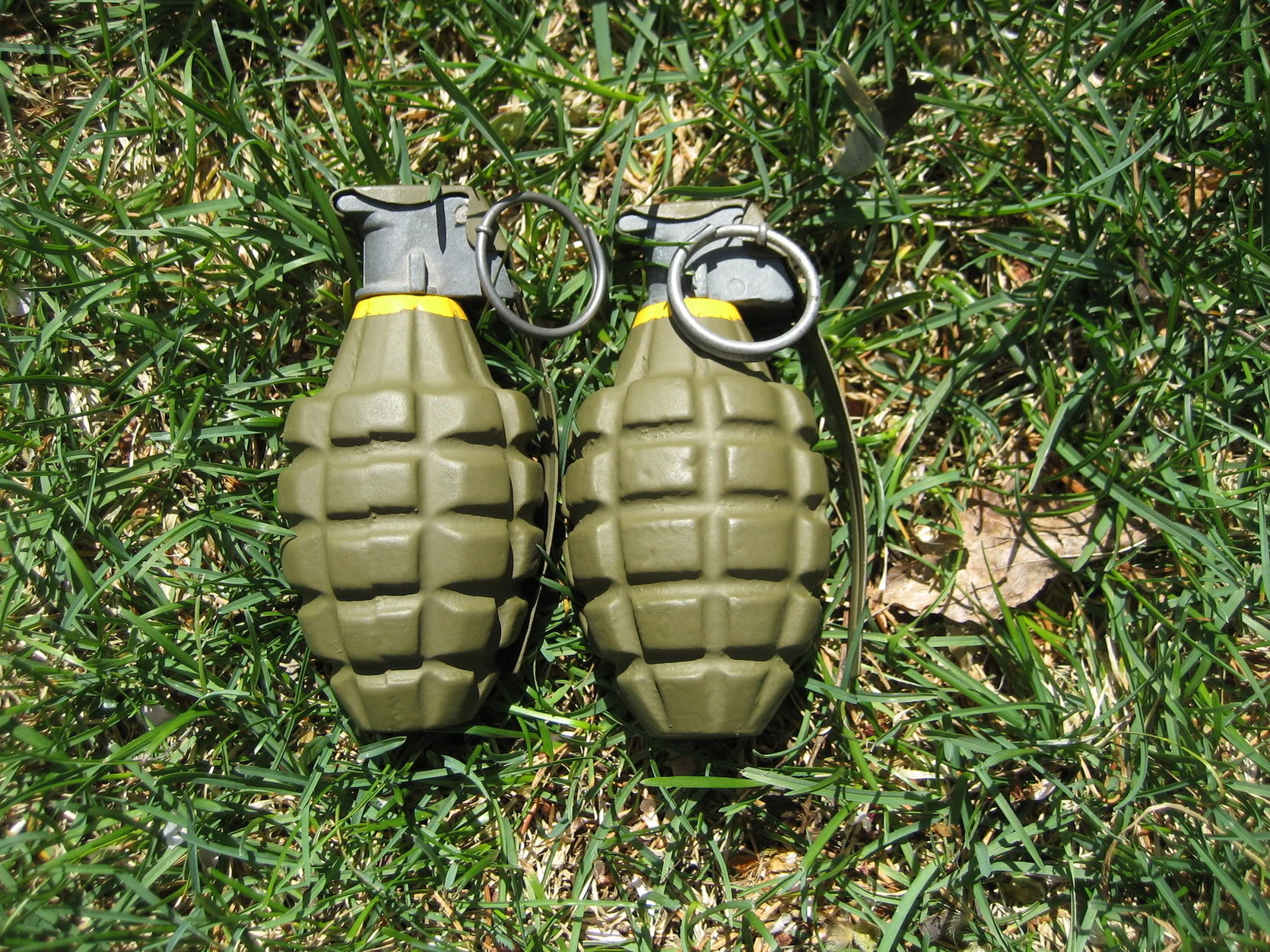 Deep Fire MK2 Gas Grenade - Buy airsoft Accessories online from ...