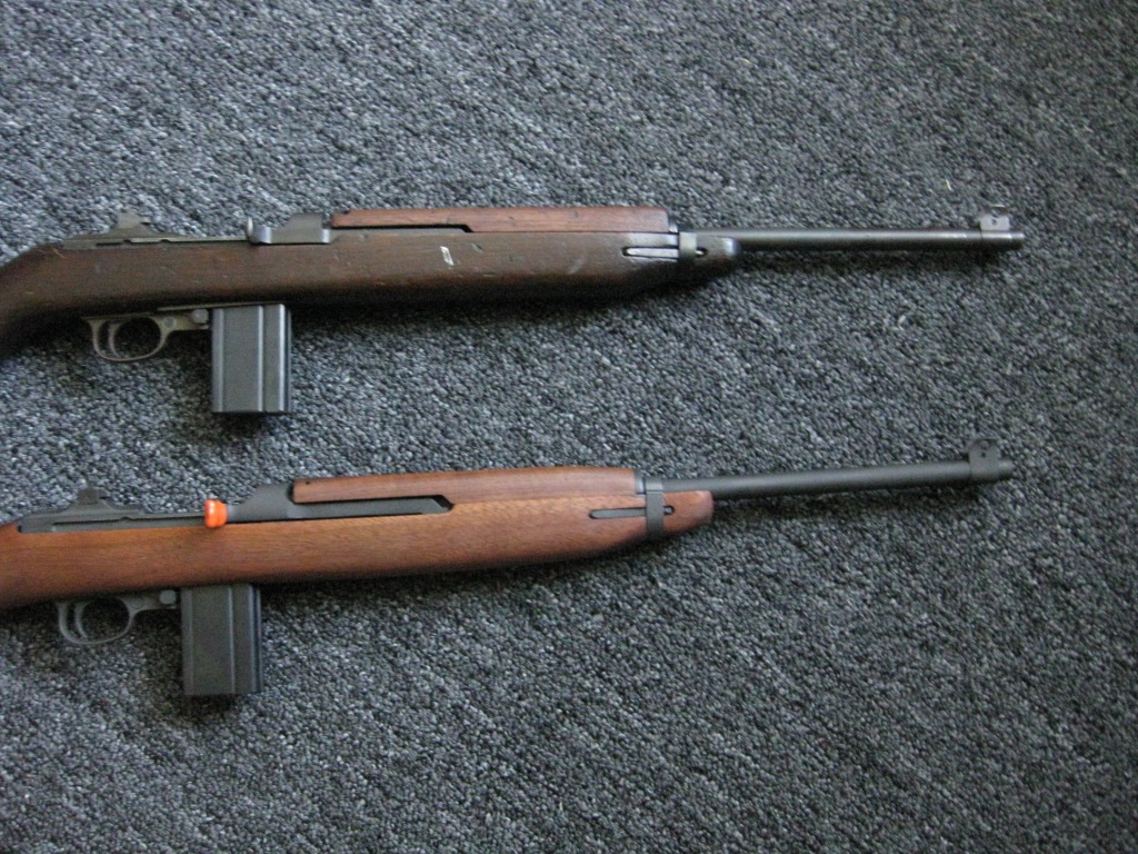 M1: 90th IDPG Auto Ordnance M1 Carbine Review