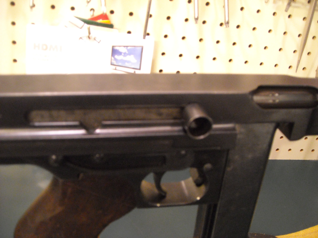 90th IDPG Auto Ordnance Semi-Auto Thompson M1 Review