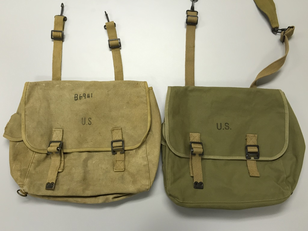This Replica Is Compared To An Original British Made Musette Bag By Hhc Co Ltd In 1943 H Carroll