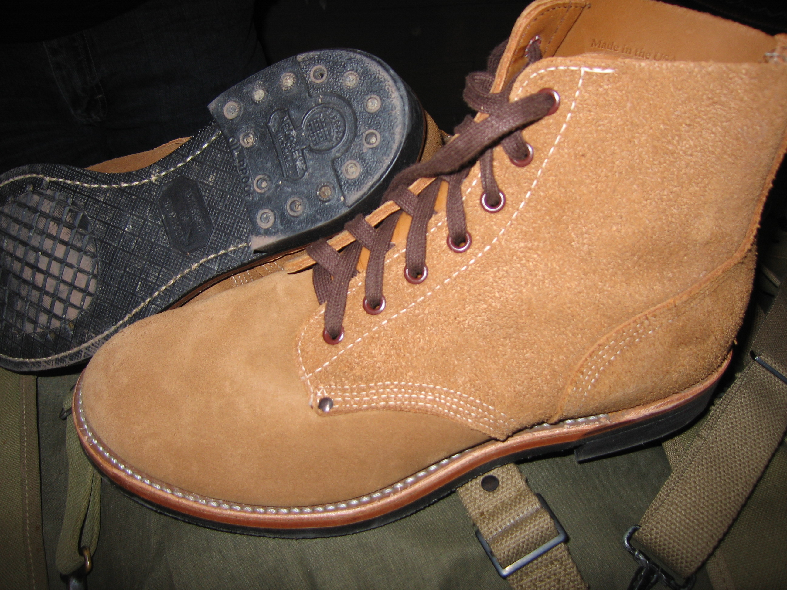 90th Idpg Ww2 Impressions Roughout Boots Review