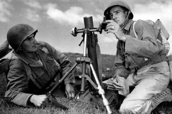 90th IDPG - Quartermaster Inspector Mortar Sling, Cover ...