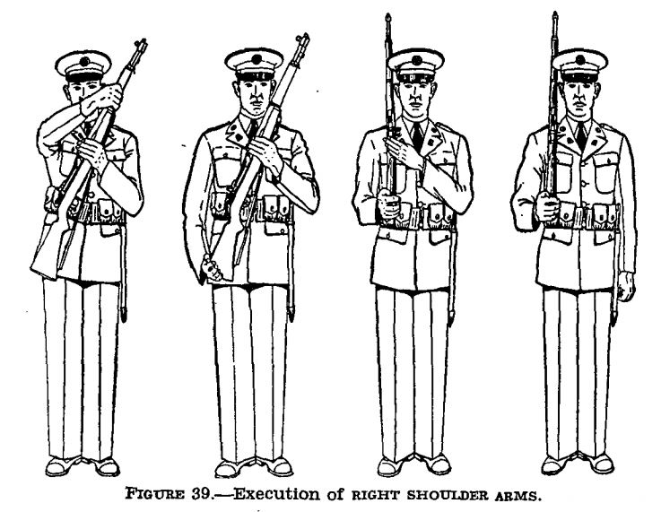 90th idpg manual of arms beyond the rifle rh 90thidpg us M1 Manual Water M1 Manual Water