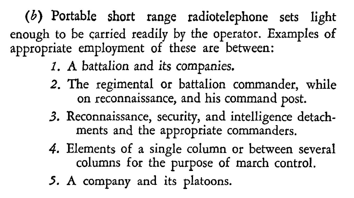 90th IDPG: Tableau Number 2 - The SCR300 Radioman